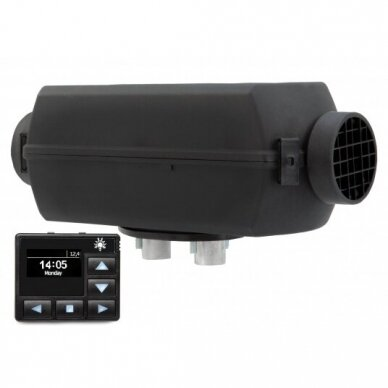 2kW autonominis dyzelinis šildytuvas Autoterm 2D 8